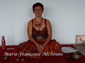 Présentation de Marie-Françoise Ah Soune